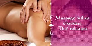 Massage thai traditionnel